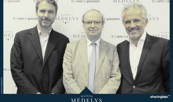30 ans de la Maison Medelys