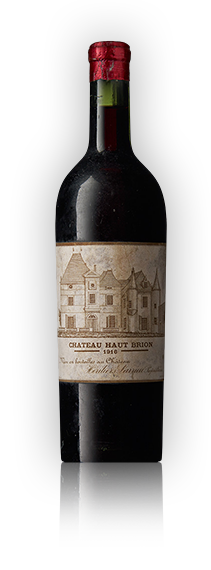 Bouteille ancienne Château Haut-Brion
