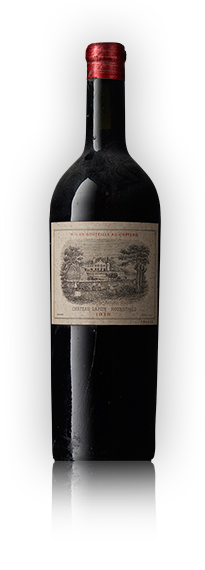 Bouteille ancienne Château Lafite Rothschild