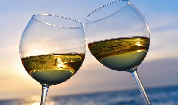 Verre de vins